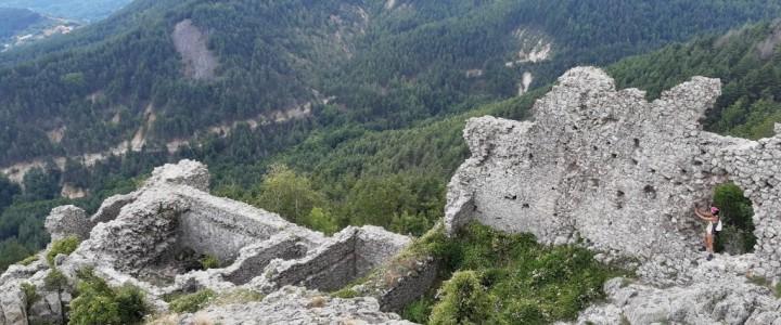 от крепостта Устра до Циганско градище