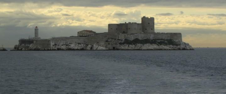 замакът Иф – затворът на граф Монте Кристо